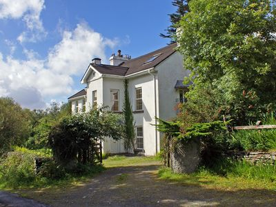 Photo for Renovated former Rectory, quiet and secluded in wooded setting on small peninsula on the north…