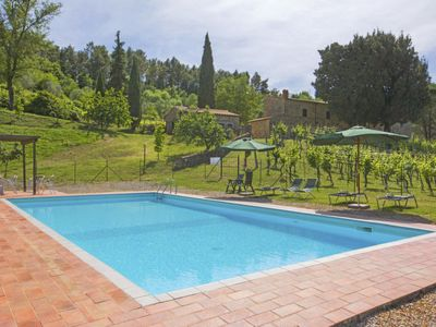 Photo for Vacation home Fonte in Pomarance - 10 persons, 4 bedrooms