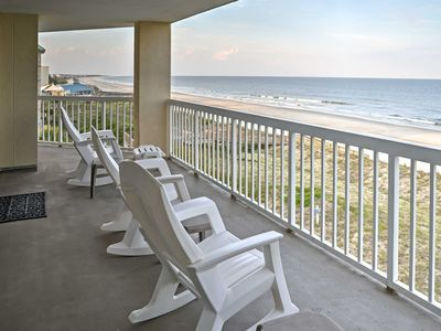 Photo for Oceanfront 3BR Litchfield by the Sea Cambridge 404
