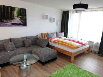 Photo for Modern apartment at the Black Forest National Park
