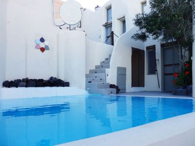 Photo for (w) Villa Tian - Emporeio - 3 Bedroom Villa With Private Pool and Jacuzzi