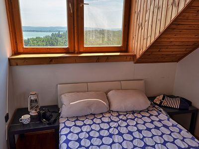 Photo for Would you like to wake up by seeing the wonderful view of Lake Balaton?