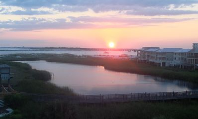 Photo for Jetty East 2BR/2BA Condo Completely Renovated!! Gorgeous Views!!