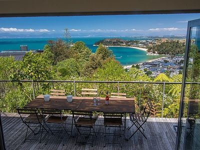 Photo for The Glass House - Kaiteriteri Holiday Home