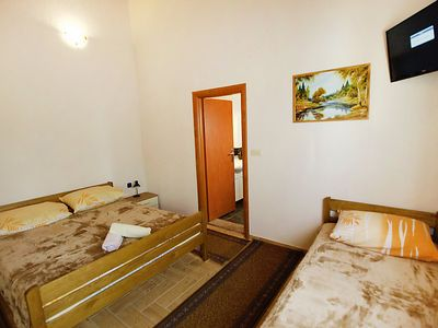 Photo for Vacation home Villa Ana in Obrovac - 6 persons, 2 bedrooms