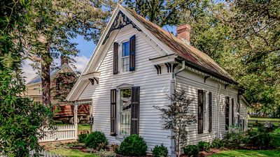 Photo for History Meets Luxury at Dreamy Leiper's Fork Village Cottage, Walk to Everything