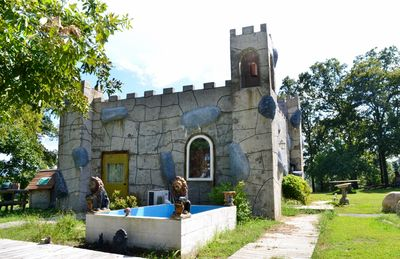 Photo for Hillside Castle is built like a 16th Century Castle with 21st Century features.
