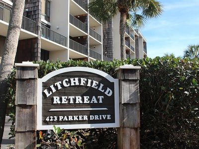 Photo for Luxurious 315 Litchfield Retreat offers Partial Ocean View
