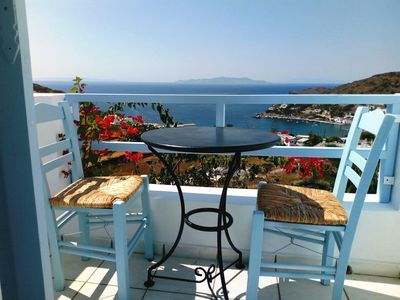 Photo for Horizon Blue Hotel is a holiday paradise in the Kini village at Syros island.