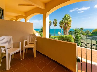 Photo for A15- Cliffside Beach Apartment by Dreamalgarve
