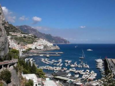 Photo for APARTEMENT WITH LIGT AND WIFI IN THE CENTER OF AMALFI