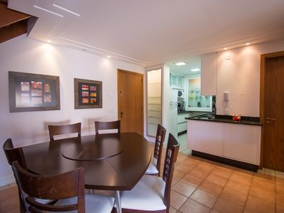 Photo for Apartment 03 bedrooms 5 minutes from the center of Gramado