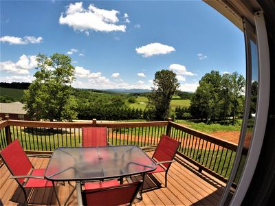 Photo for New Rates!  Kick your Summer Vacay off here! Mountain Views & Close to Downtown
