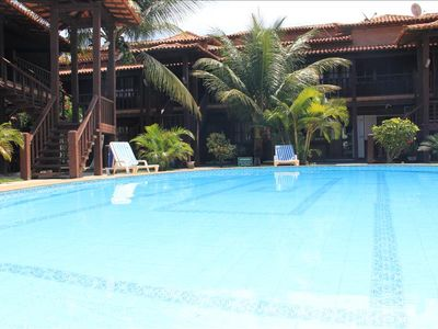 Photo for Geribá Apart Hotel 100m to the Beach