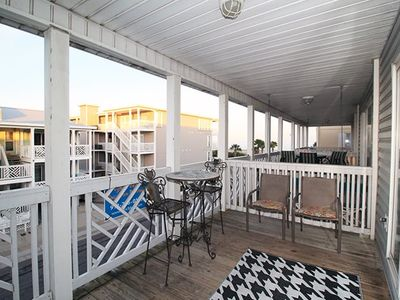 Photo for South Beach Ocean Condos, South - Unit 7 - Just Steps to the beach - Ocean View