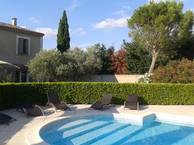 Photo for The bastide gardens arcadie classified 4 stars furnished tourism