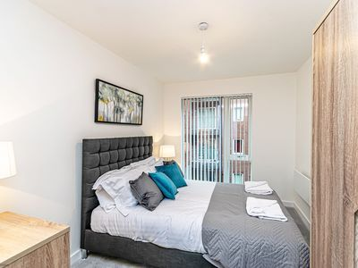 Photo for 2 Bedroom Apartment With Balcony