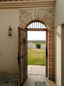 Photo for Cozy and equipped Country House 5 seats, Pool, WIFI, 17km from Salamanca