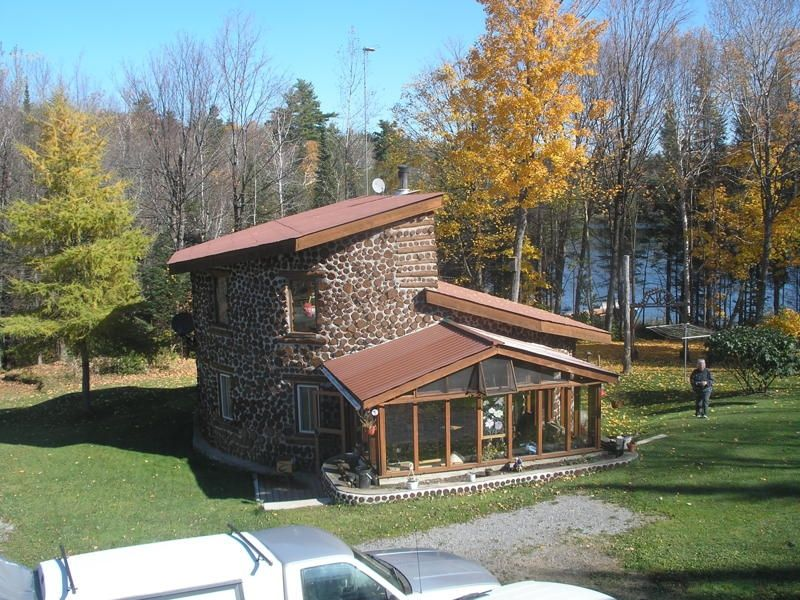 Serene private nature escape private lake fishing and campfires ahhh 3 br vacation cottage - Serene traditional cottage in natural theme ...