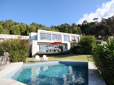 Photo for 3 bedroom Villa, sleeps 7 with Pool, FREE WiFi and Walk to Beach & Shops