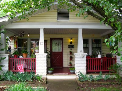Photo for Charming West Asheville Bungalow  -  Monthly Rental