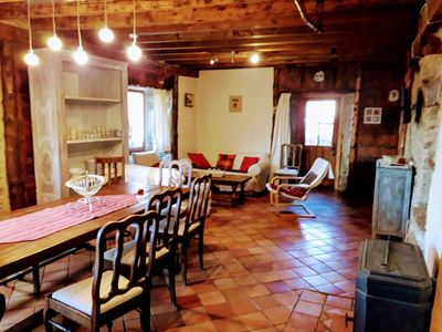 Photo for Abaynat:  self catering /10 people near Font Romeu