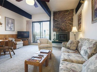 Photo for CB214 by Mountain Resorts: Entry level mountainside condo ~ Pool/Hot Tub!