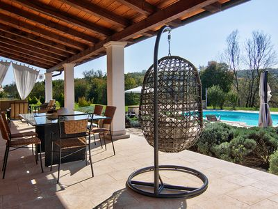 Photo for Great villa with pool and playground