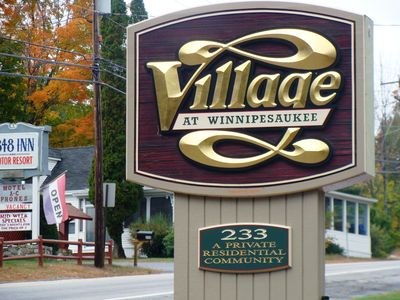 Photo for FAL111Bf - Village at Winnipesaukee Condo
