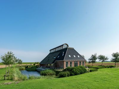 Photo for Holiday farm in Nes, Friesland province, behind the dykes of the Wadden Sea
