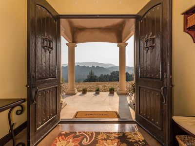 Photo for VINO ON VINEYARD- Amongst Wineries 4 Bed/4 Bath w/Hot Tub