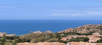 Photo for Comfortable Cottage-Apartment With Blue Sea Views And Beach