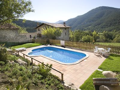 Photo for Chalet - La Pobla de Lillet