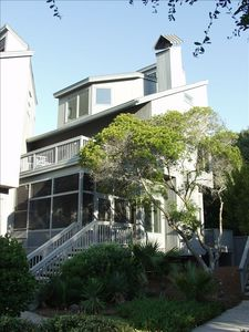 1113 Duneside,Kiawah Island. Right on the beach! Steps away from community pool!