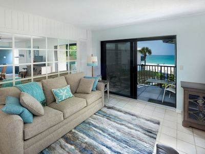 Gulf Beach Front Heated Pool  FREE WiFi & Trolley Great Sunsets!