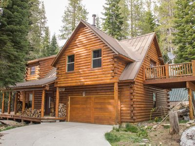 Photo for Log Cabin in the Woodlands