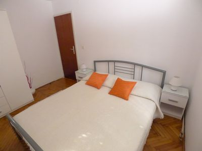 Photo for Three person apartment 450m from beach