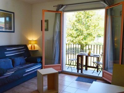 Photo for Apartment Mouans-Sartoux, 1 room, 2 persons