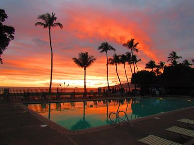 Photo for Ma'alaea Surf, Unit E3 - Fantastic Oceanfront Condo, 1BR Ground Floor