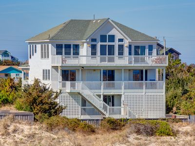 Photo for Ann's Palace - Dazzling 6 Bedroom Oceanfront Home in Salvo