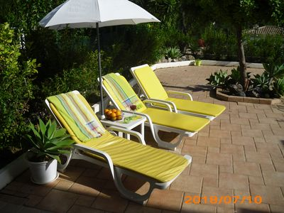 Photo for Wonderful villa w/Pool, Tennis, Wifi, Beaches, Old Center, Oura at a few steps.