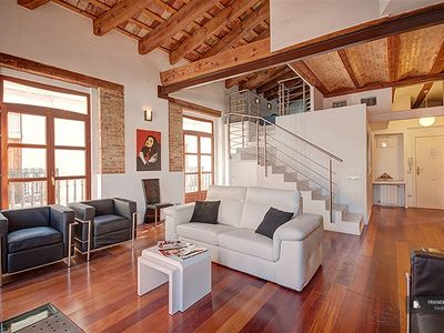 Photo for Friendly Rentals The Almeida Apartment in Valencia