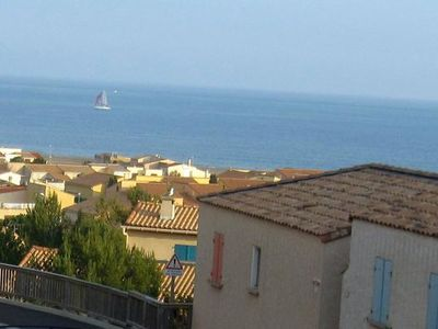 Photo for Holiday house St Pierre sur Mer for 4 - 5 persons with 2 bedrooms - Holiday house