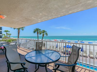 Photo for Seaview~103 Beach Condo *Fall Special* Nov 16-23, 2019 $999 + cleaning and tax