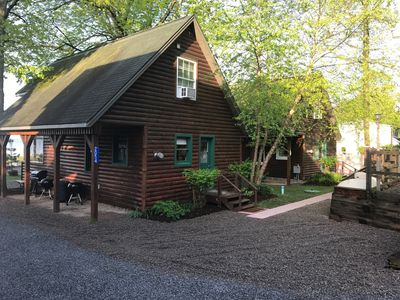 Cabin #2 and Cabin #3