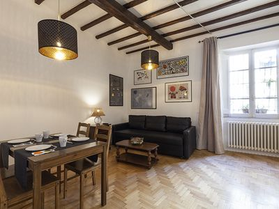 Photo for Rossini Comfortable Apartment Navona Sq.