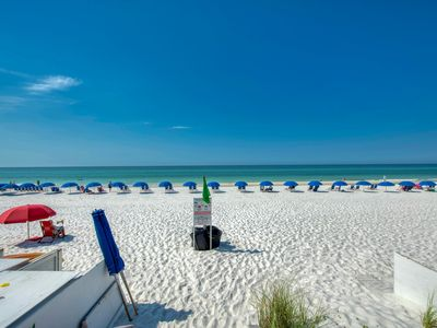 Photo for EMERALD TOWERS WEST #10005 GULF FRONT-Free Water Park, Fishing, Dolphin Cruise & Snorkeling!
