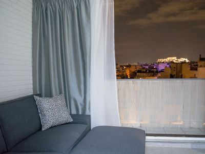 Photo for ★Modern Loft | 5 star Panoramic Acropolis view★