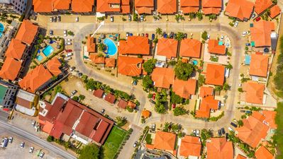 Aerial View Of Our Resort - Palma Real