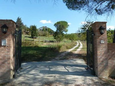 Photo for San Miniato - Tuscany - Apartments in restored farm